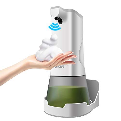 Dispensador De Jabón Automático, Dispensador De Jabón Inteligente con Detección De Movimiento De 350 Ml, Utilizado En Baño, Cocina, Lugar Público, Botella Transparente