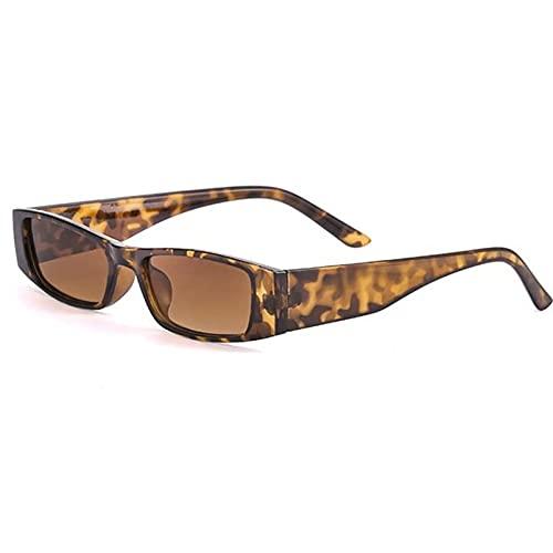 AMFG Gafas de sol de gafas de sol y gafas de sol pequeñas marco, al aire libre, fotografía, fotografía, gafas decorativas (Color : B, Size : M)
