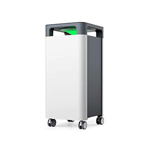 WYKDL Vero Filtro purificatore d Aria for Office Home Camere da Letto filtri allergie da polline di Fumo di Polvere peli di Animali Domestici elimina i germi della Muffa odori Haze Macchine Batteri I
