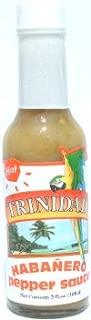 Trinidad Hot Habanero Pepper Sauce - 5 oz