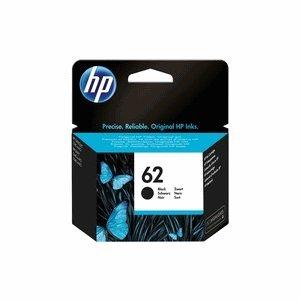 HP Cartucho de Tinta C2P04AE Nº 62 Negro (Aprox. 200 páginas).