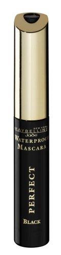 Maybelline New York Mascara Perfect Waterproof Schwarz 61 / Wimperntusche für langanhaltende und verdichtete Wimpern, dermatologisch getestet, 1 x 10 ml