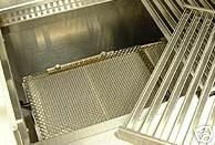 professional Replaceable upper burner screen for TEC's TecSTBS gas grill