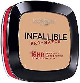 L'Oréal Paris Infallible Pro-Matte Powder, Nude Beige, 0.31 oz.