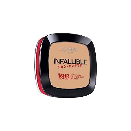 L'Oréal Paris Infallible Pro-Matte Powder, 300 Nude Beige, 0.31 oz.