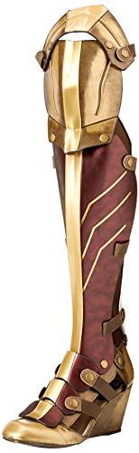 The Highest Heel Unisex Wonder Woman Dawn of Justice Boot Overknee-Stiefel, Siehe Abbildung, 42 EU