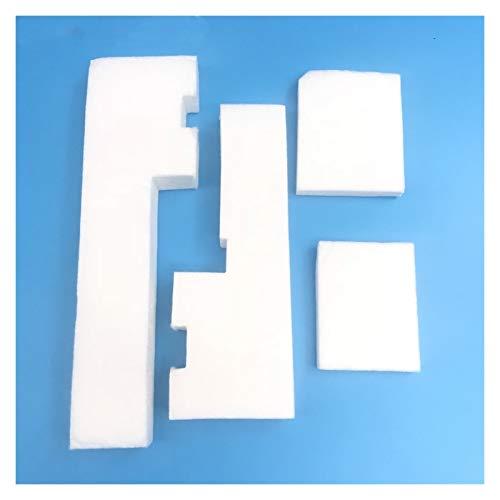 GOUJI Liupin Store 10 Tinta de desechos Pad Sponge Fit para Epson L110 L111 L120 L130 L132 L210 L211 L220 L222 L300 L301 L303 L310 L313 L350 L351 L353 L355 Fácil de Instalar y Conveniente.