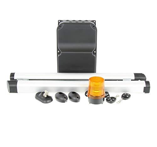 OTIO MIK400 - Sistema de apertura para puertas de doble hoja (tensión 230 V/12 V)