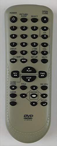 Original SYLVANIA Remote NF100UD 6513DG 6520FDG