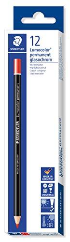 Staedtler Lumocolor 108 20-2. Caja de 12 lápices permanente