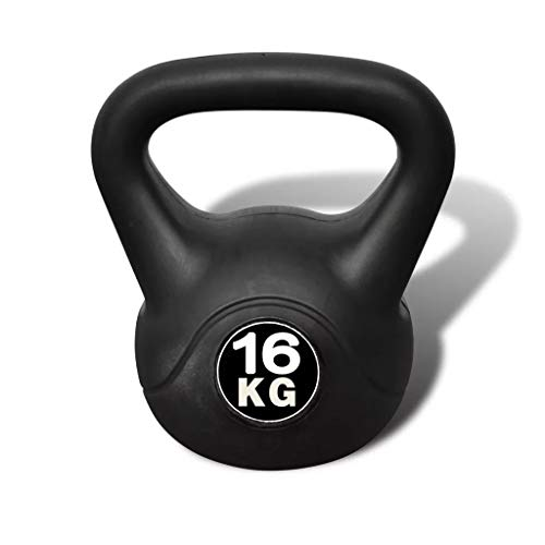 Cikonielf Pesa Kettlebell 16 kg, Pesa Rusa...
