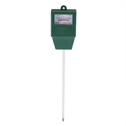 Ba30DEllylelly Bodentester Feuchtigkeit PH und Lichtsondenmesser Gartenpflanzensäure-Kit Multifunktionaler Bodentester