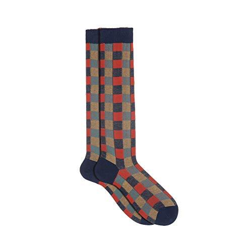Gallo Herren Socken Einheitsgröße grau