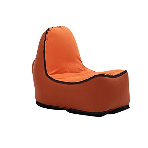 JJZXT Pompe sans Inflation Rapide Lazy Sofa, Pliant Multifonction intérieur et extérieur Chaise Loisirs