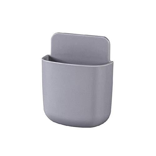 Mdsfe opbergbox afstandsbediening airconditioning bewaarkoffer telefoonstekker houder staander container 1 stuk wandmontage organizer - 05 Large, A7