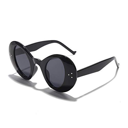 KOZSF Gafas De Sol Divertidos Ojos De Aliengena Gafas De Sol Hombres Mujeres Disfraz Mscara Novedad Suministros Para Fiestas Moda-Negro_Porcelana