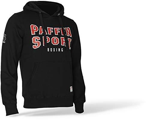 PAFFEN SPORT Logo Hoodie – Kapuzenpullover, Kapuzen-Sweatshirt für Herren – Größe: L