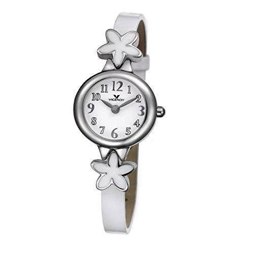 Reloj Viceroy 46514-05 de niña con Detalle de Estrellas con Esmalte Blanco