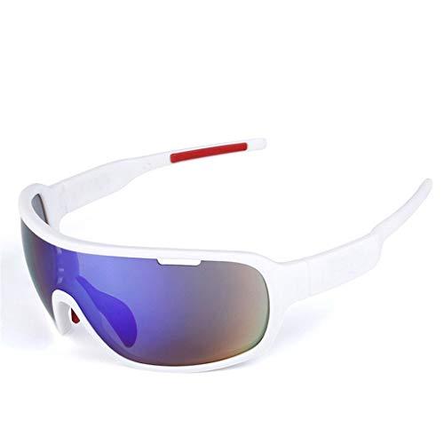 ZRWL Gafas Ciclismo Opcionales Luz polarizada Espejos