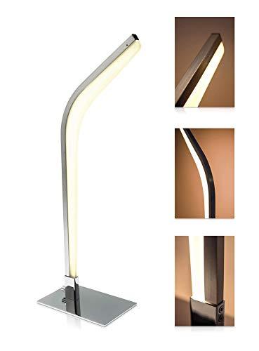 Lampe de table LED vaala, cctk : 2800 K de K, 9 W