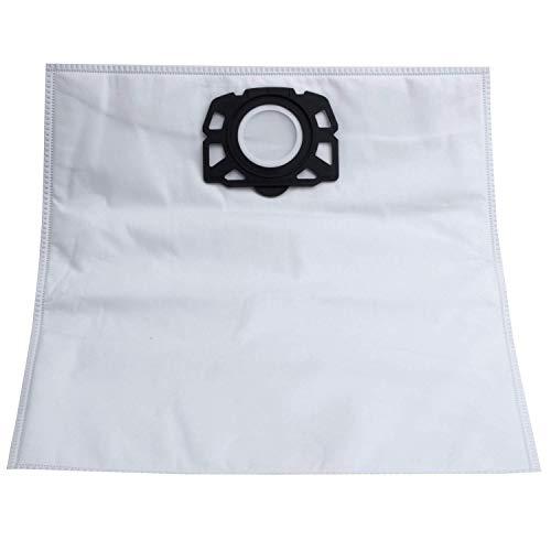 Zealing Filtertüten für Kärcher MV4 MV5 MV6 WD4 WD5 WD6 Kärcher WD4000 bis WD5999, Ersatz für Teilenummer 2.863-006.0