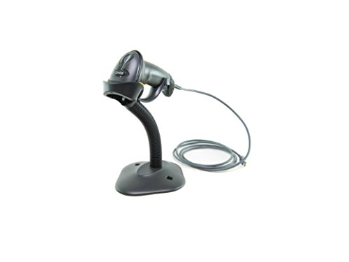 Symbol LS2208 Barcode Scanner With Cable and Stand barcode scanner usb