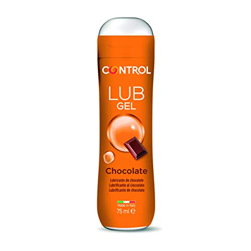 Control Gel Lubrificante Lube Chocolate 75 ml Trasparente - 100% Made in Italy