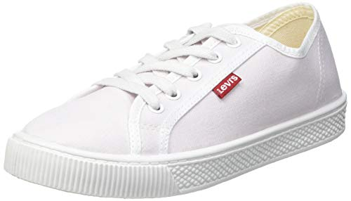 Levi's Damen Malibu Beach S Sneaker, Lila, 37 EU