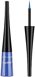 (3 Pack) WET N WILD MegaLiner Liquid Eyeliner - Voltage Blue