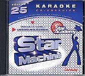CD(G) KARAOKE LANSAY STAR MACHINE VOL.25 'Star Academy'