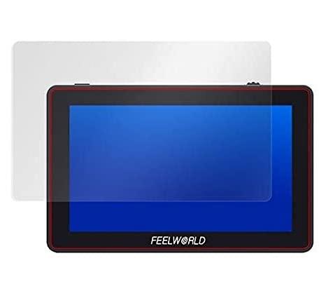 Feelworld F6 PLUS 用 日本製 指紋が目立たない 傷修復液晶保護フィルム OverLay Magic OMFREEWORLDF6P/8