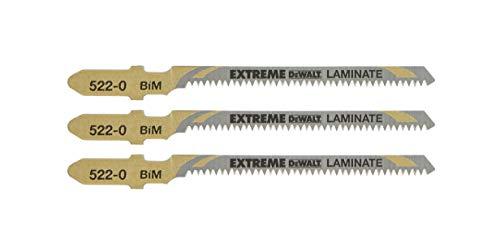 Dewalt DT2081-QZ Stichsaegeblatt BIM Laminat <15mm 5Stk