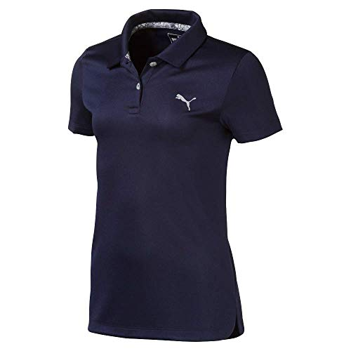 PUMA 2019 Polo pour Homme Peacoat, Taille XL