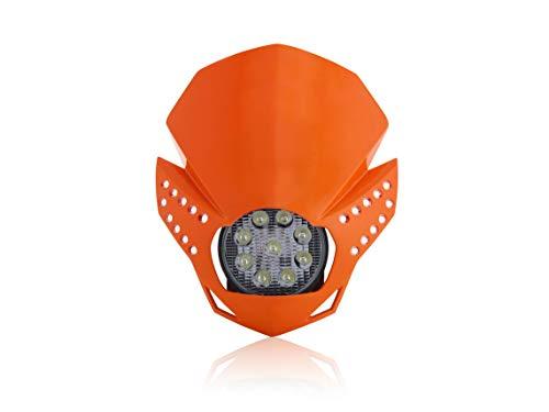 Façade LED fulmine Orange