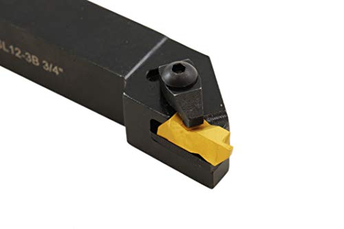 SHARS 3/4' Shank LH TNSL 12-3B Notch Threading and Grooving Tool Holder 404-0080 P]