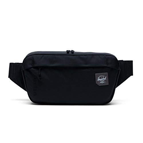 Herschel Tour Medium 10 Liter Hip Bum Schoudertas Zwart