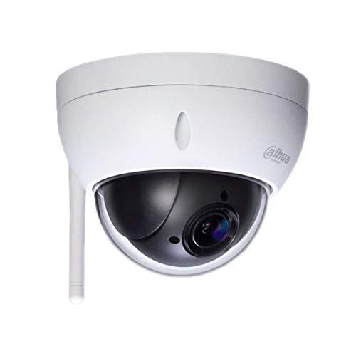 Dahua - Caméra WiFi extérieure IP dahua 2MP Motorisée Starlight IK10 WDR - SD22204UE-GN-W