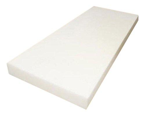 "FoamTouch Upholstery Foam Cushion Medium Density, 5"" H x 24"" W x 72"" L"