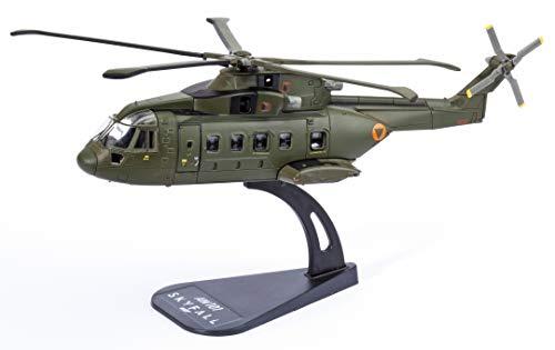 Italeri 48182 - Elicottero Agustawestland AW 101 SKYFALL - Die Cast Model, Scala 1:100