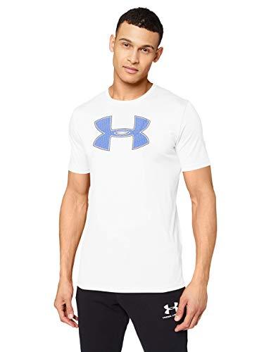Under Armour Big Logo Ss - Camiseta ligera de manga corta para...