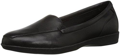 Easy Spirit Womens Devitt Loafer, Black 001, 6