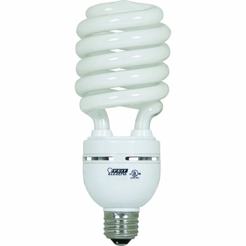 Feit Electric ESL40TN/D Non-Dimmable Compact Fluorescent Lamp, 40 W, 120 V, Twist, Daylight