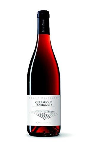 Cerasuolo D'Abruzzo Dop 75 Cl Colle Cavalieri - Vino Rosato