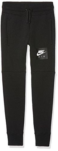 Nike B Nk Air Pant , Jungen Hose,schwarz (Black/White), XS