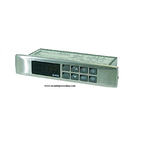 Termostato controlador electrónico Dixell XW60L-5N0D1-X