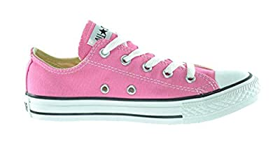 Converse C/T All Star OX Little Kids Fashion Sneakers Pink 3j238-1.5