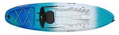 Perception Rambler 9.5 | Sit on Top Kayak for Adults