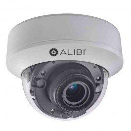 Great Price! Alibi 5.0 Megapixel HD-TVI 100' IR Varifocal Indoor Dome Security Camera