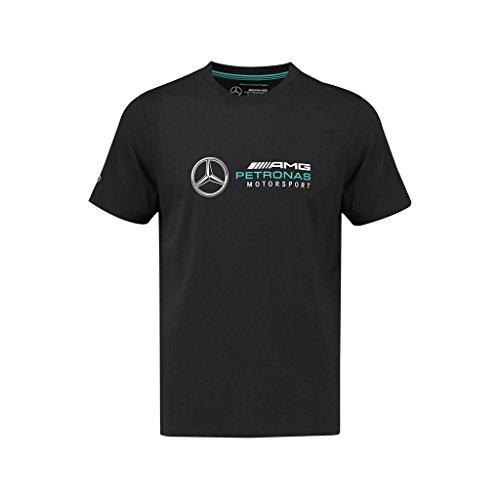 Mercedes-Benz AMG Petronas Formula 1 Nere da Uomo con Logo (XXL)