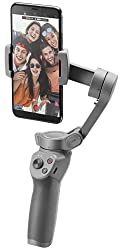 DJI Osmo Mobile 3 Handheld Smartphone Gimbal (Grey),DJI,CP.OS.00000022.01